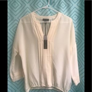 NWT Willi  Smith silk blouse